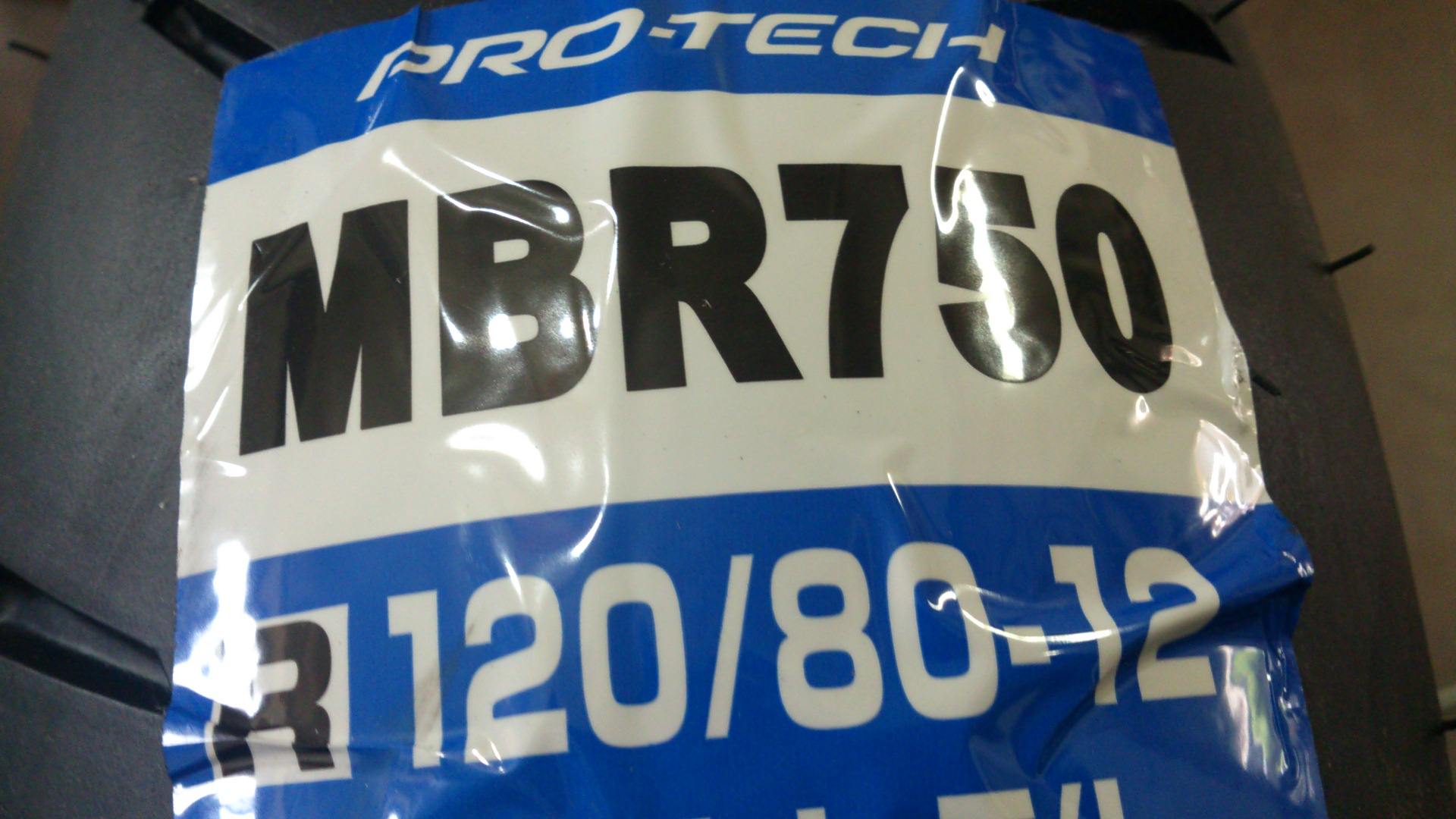IRC  MBR750 リア